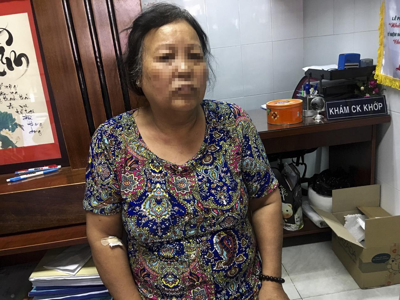 Kỳ 371: Nguyễn Thị Thơm (Sinh Năm 1963) Quê Phú Yên, Chấn Thương Ở Chân, Hỗ Trợ 10.000.000 Đồng Ngày 17/05/2018