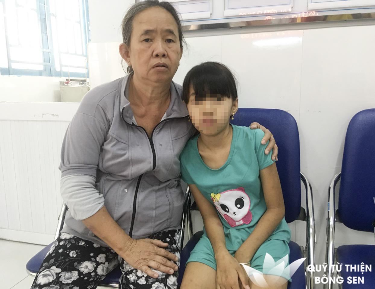 Kỳ 388: Bé Ngô Châu Phương Thu (11 tuổi) quê Hóc Môn – TpHCM, tim bẩm sinh, hỗ trợ 17 triệu đồng ngày 11/10/2018