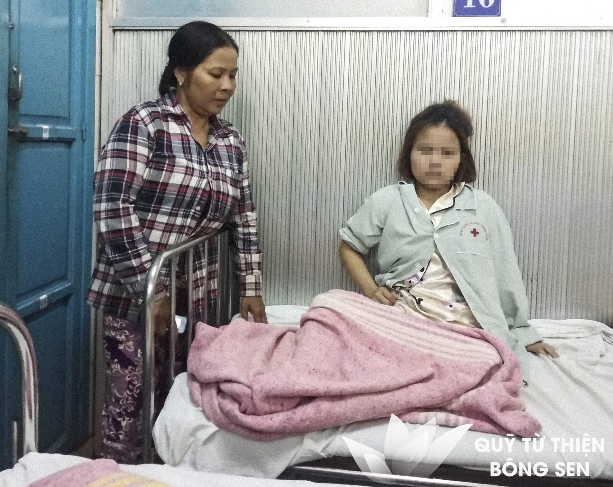 Kỳ 394: Lê Thị Hồng Hạnh (sinh năm 1993) quê Thừa Thiên Huế, Suy thận mãn tính, hỗ trợ 8 triệu đồng ngày 23/11/2018