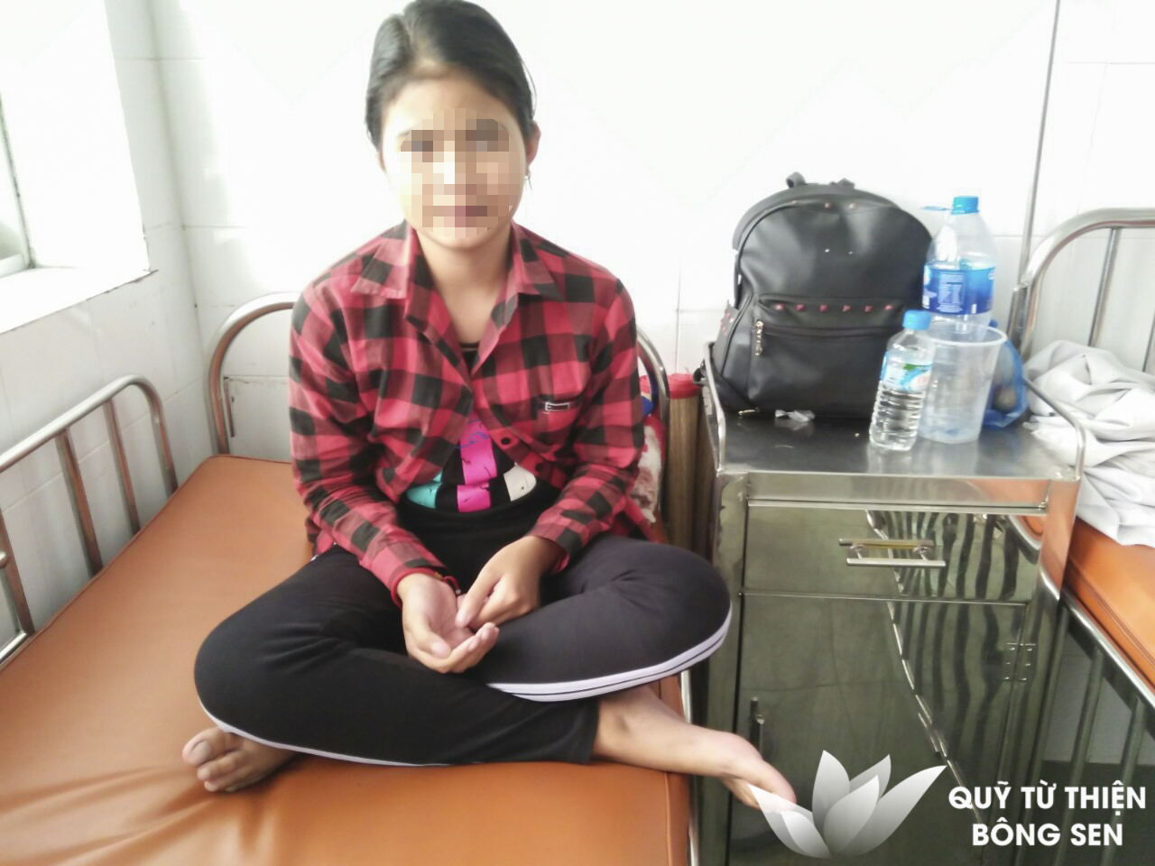 Kỳ 399: Phúa Thị Lài (sinh năm 2005) quê Sóc Trăng, tim bẩm sinh, hỗ trợ 17 triệu đồng ngày 02/01/2019