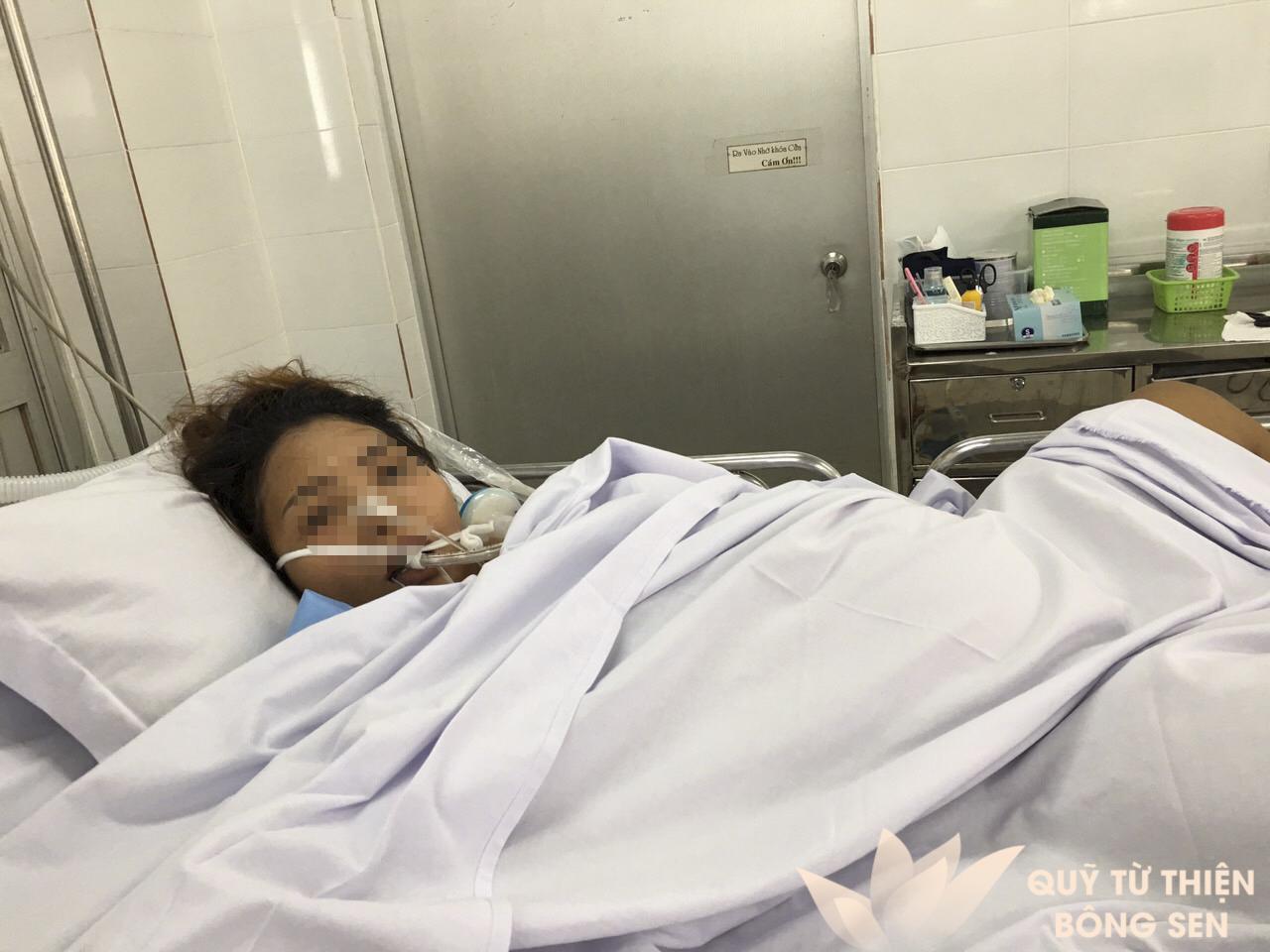 Kỳ 407: Thị Thu (sinh năm 1989), quê Bình Phước, viêm tụy cấp, hỗ trợ 12 triệu đồng ngày 19/04/2019