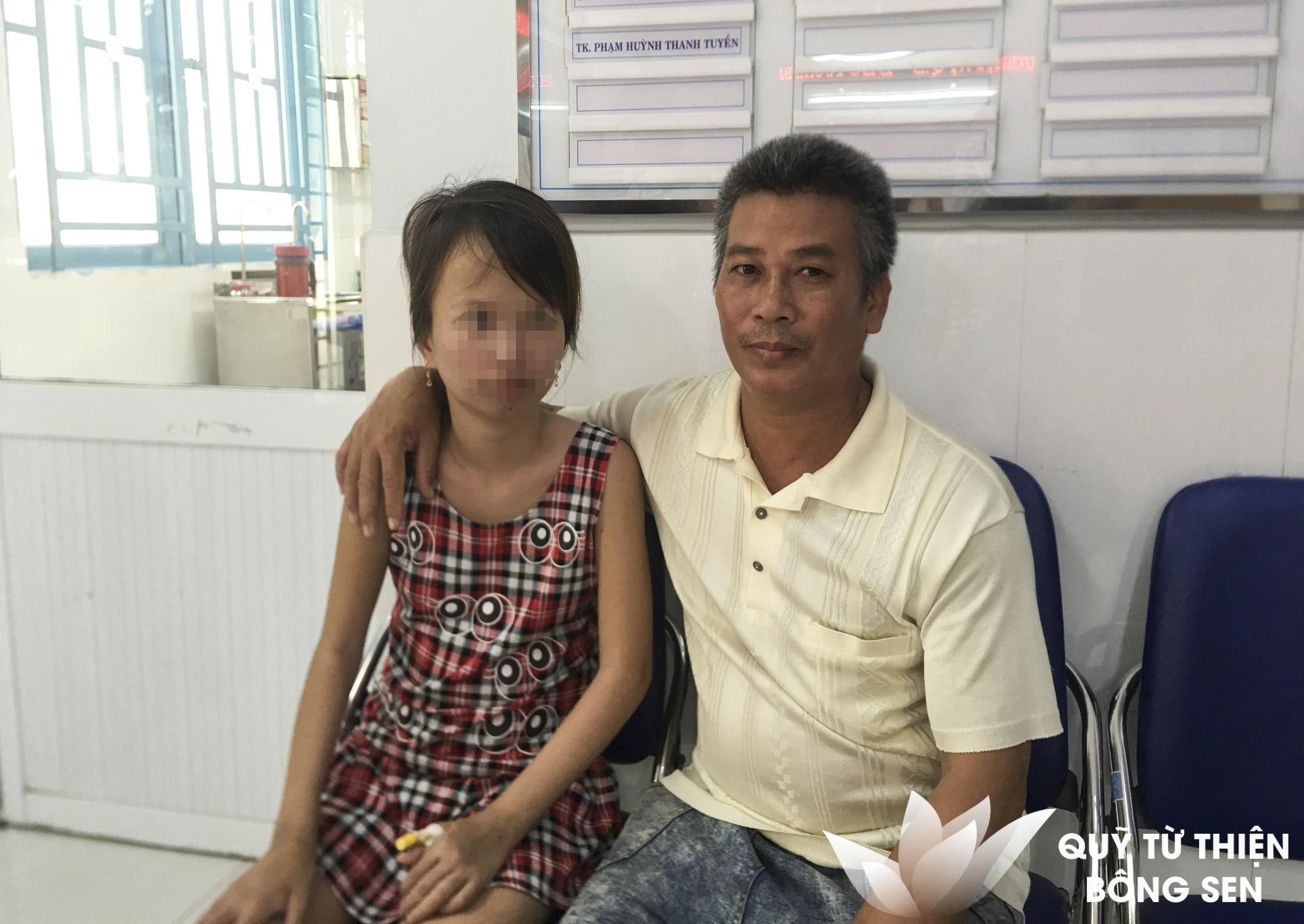 Kỳ 412:  Trần Thị Mỹ Hạnh (sinh năm 2004) quê Tiền Giang, lupus ban đỏ, hỗ trợ 10 triệu đồng ngày 16/05/2019