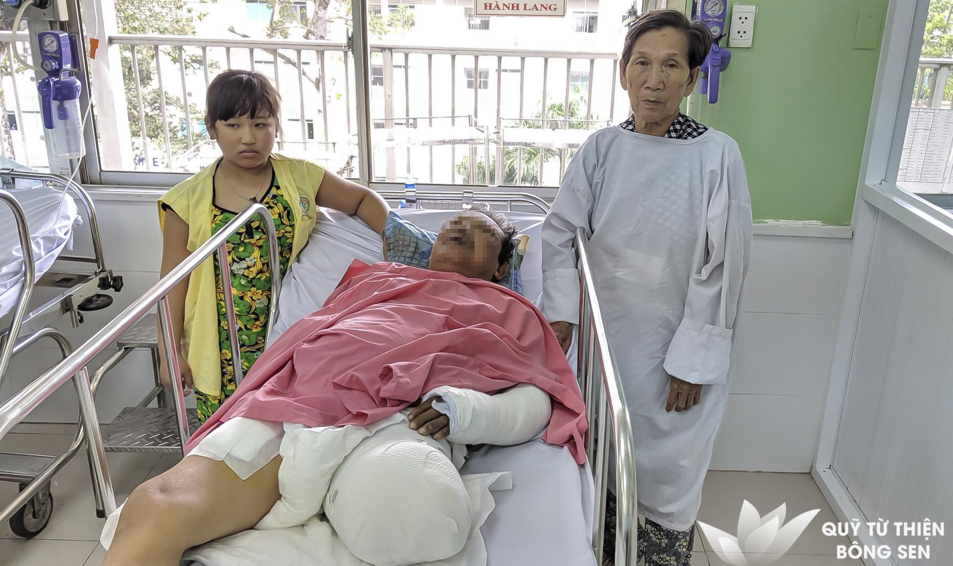 Kỳ 424: Trần Văn Tư (sinh năm 1958) quê Tiền Giang, tai nạn giao thông, hỗ trợ 19 triệu đồng ngày 19/07/2019