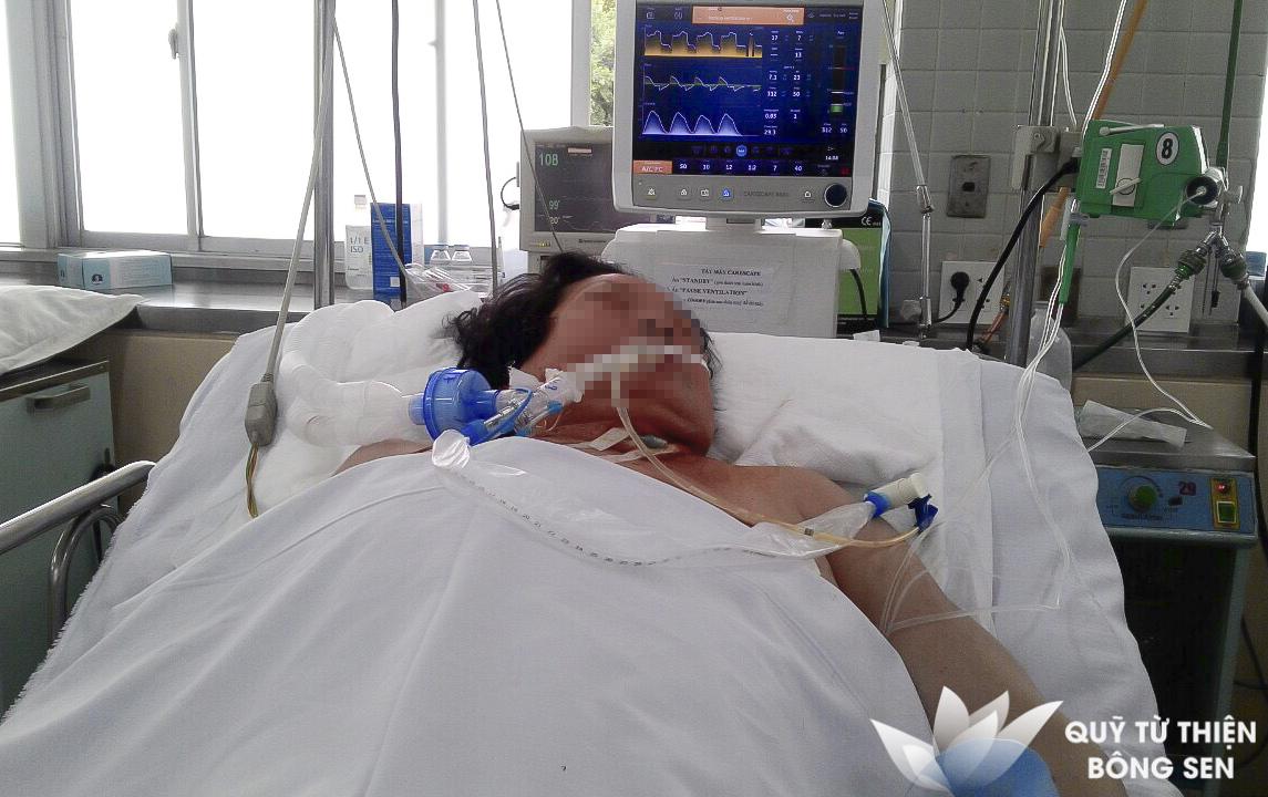 Kỳ 423: Trương Thị Quen (sinh năm 1962) quê Bạc Liêu, áp xe vùng cổ trái lan trung thất, hỗ trợ 17 triệu đồng ngày 12/07/2019