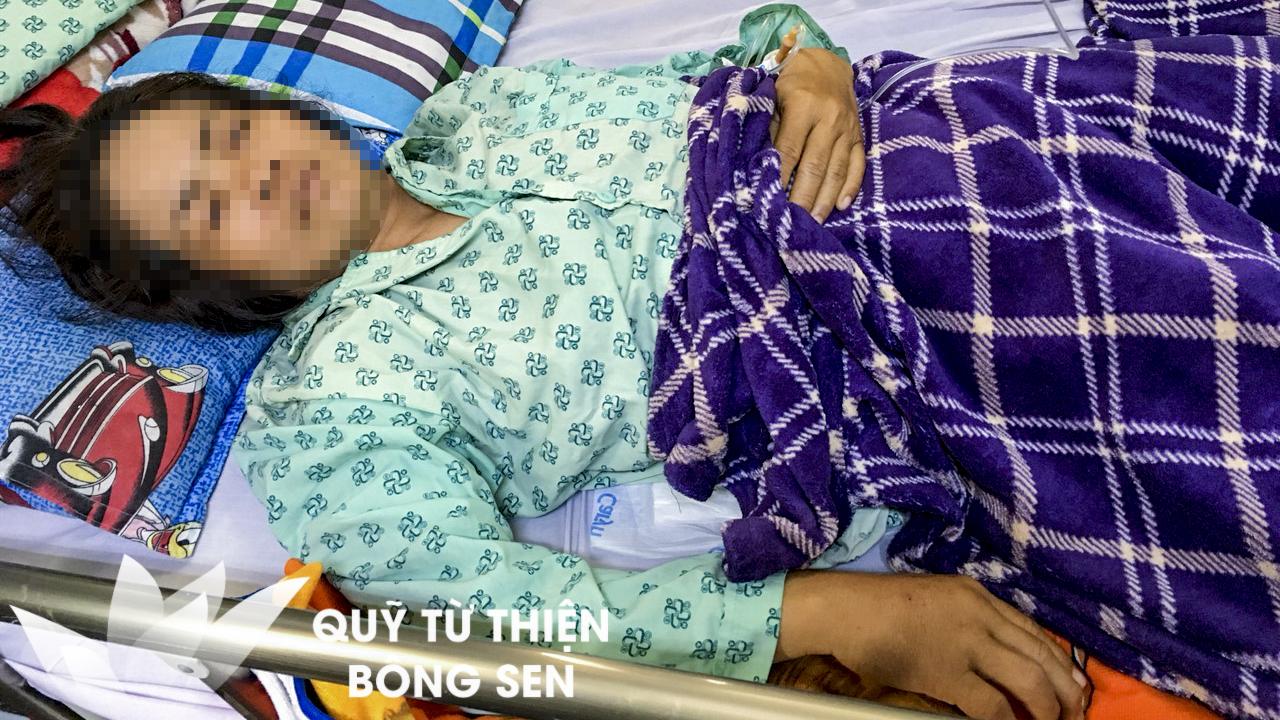 Kỳ 448: Chị liệt nửa người, không thể nói chuyện chỉ vì lo cho gia đình