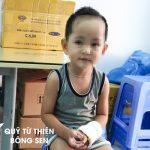 Kỳ 453: Thương em, từ khi sinh ra đã mang trong mình căn bệnh tim bẩm sinh